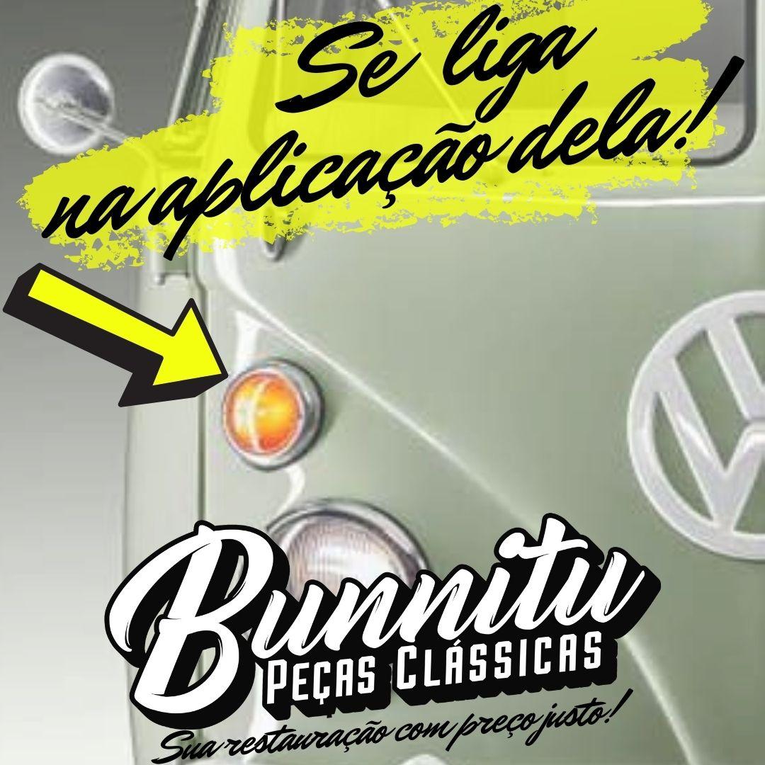 Borracha Guarnição Pisca VW Kombi 1962 à 1975  - Bunnitu Peças e Acessórios