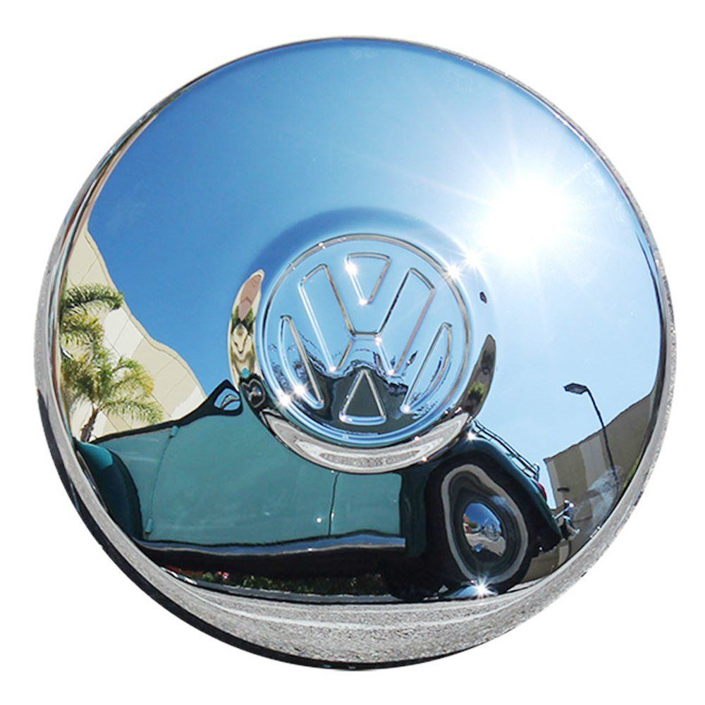 Calota modelo original para roda 4 furos VW Fusca, TL, Variant e Kombi  - Bunnitu Peças e Acessórios