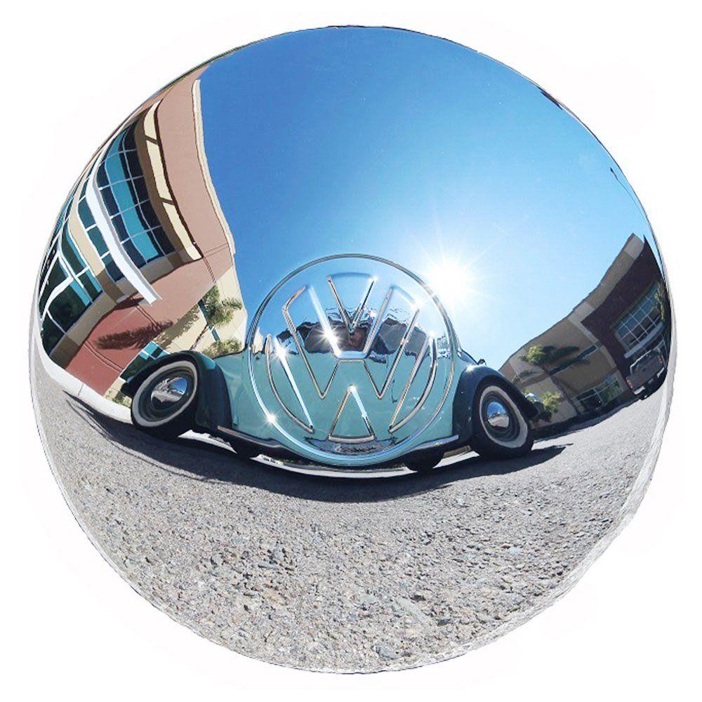Calota modelo original para roda 5 furos VW Fusca, Kombi e Karmann Ghia  - Bunnitu Peças e Acessórios