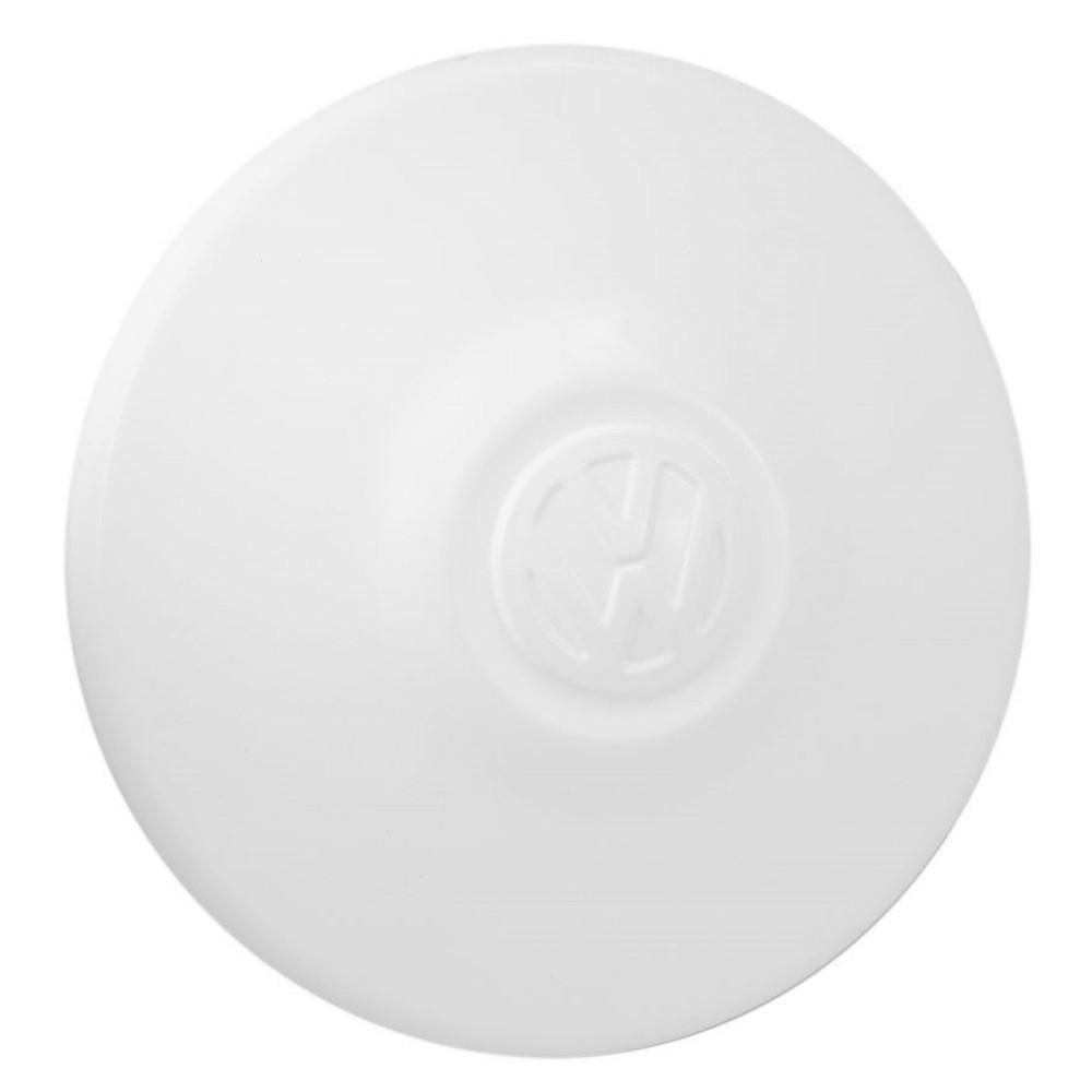 Calota pintada epóxi branco para VW Kombi Clipper  - Bunnitu Peças e Acessórios