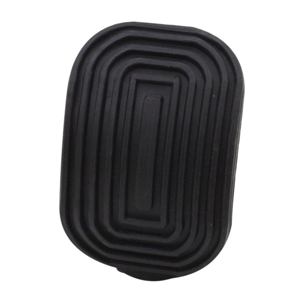 Capa de borracha do pedal de freio e embreagem para VW Fusca, Kombi e Karmann Ghia  - Bunnitu Peças e Acessórios