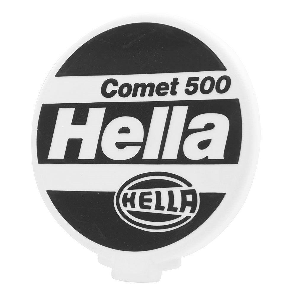 Capa de proteção para farol de milha ou auxiliar Modelo Hella Comet 500  - Bunnitu Peças e Acessórios