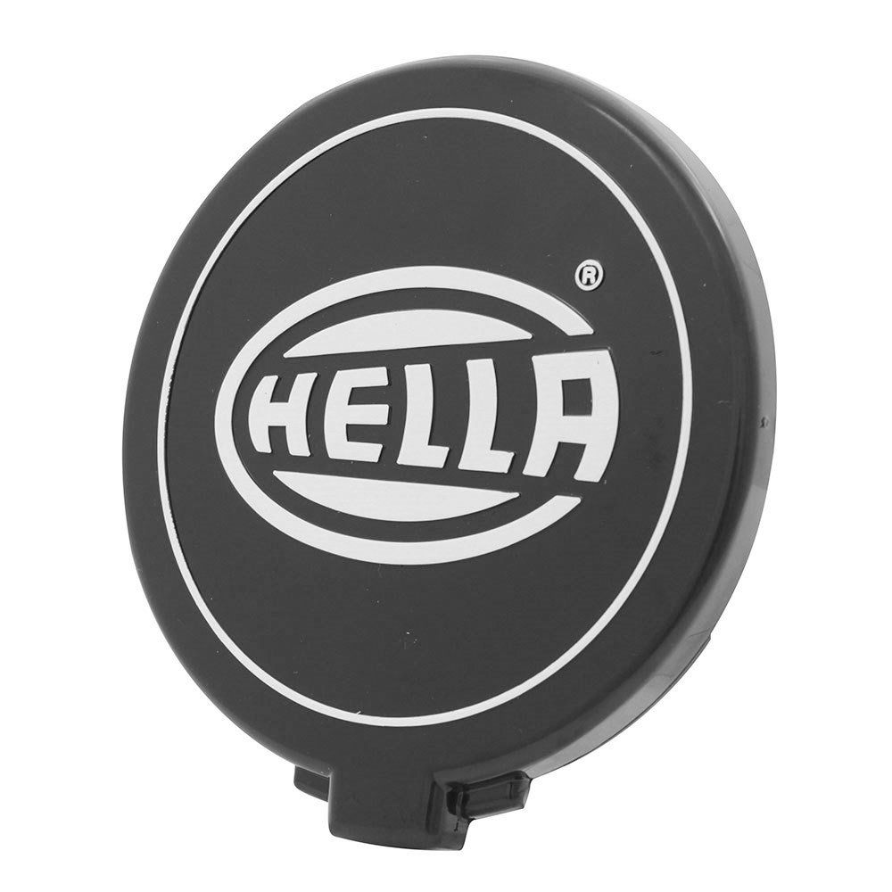 Capa Proteção Farol Milha ou auxiliar Modelo Hella Comet 500 cor Preta  - Bunnitu Peças e Acessórios