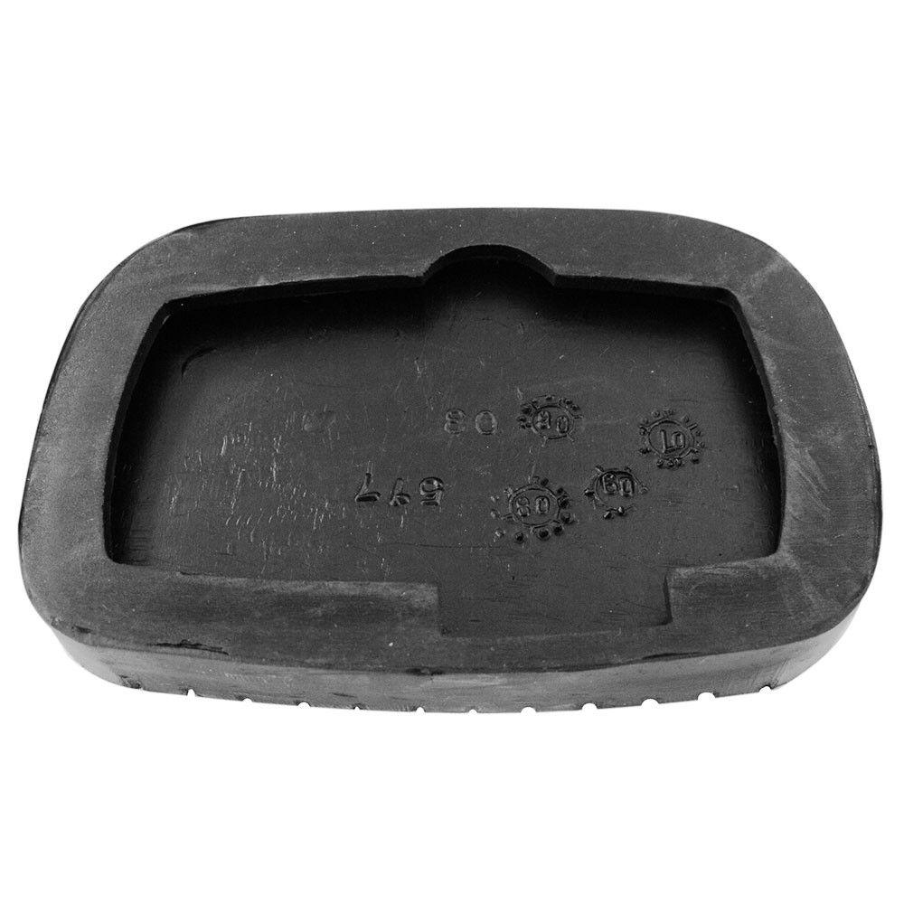 Capa do Pedal de freio e embreagem para Pick Up Boca de Sapo 55/77 Belair  - Bunnitu Peças e Acessórios