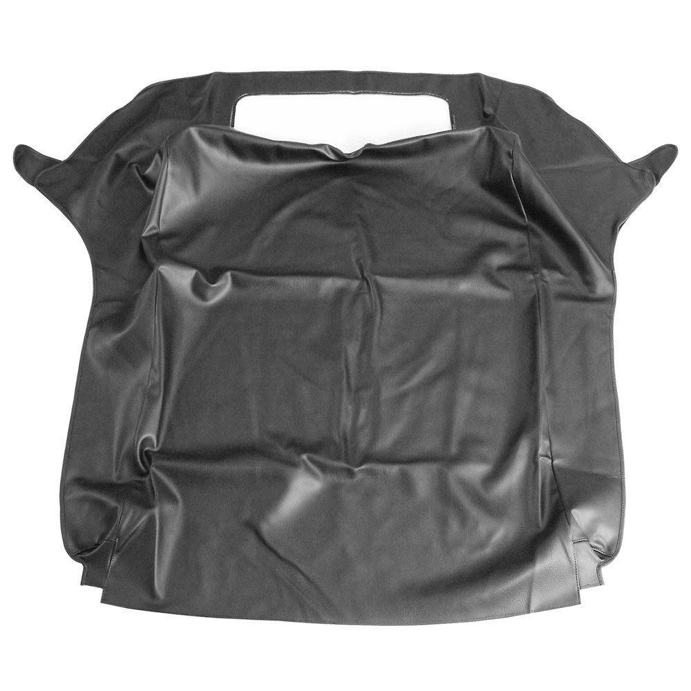 Capota do teto na cor preta com costura eletrônica para MP Lafer  - Bunnitu Peças e Acessórios