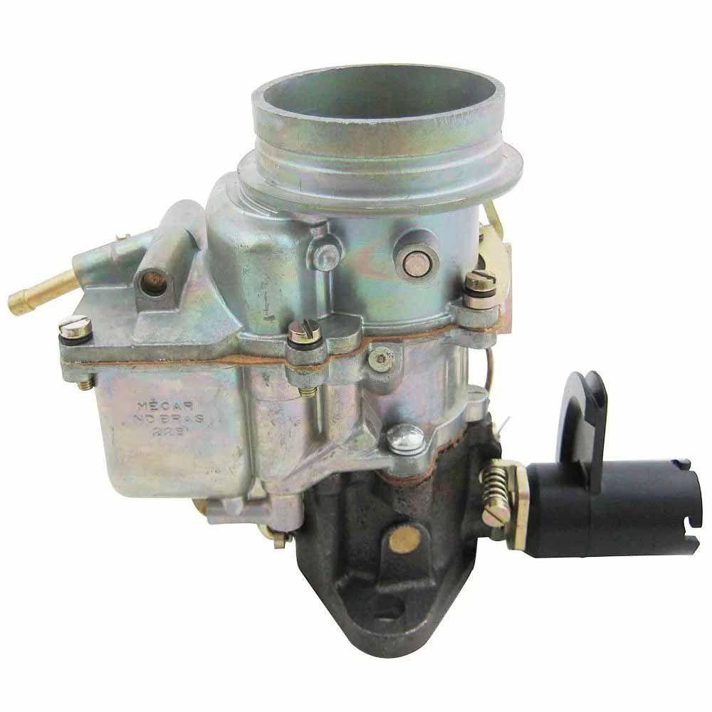 Carburador Modelo DFV Gm Chevrolet Opala Caravan 4 Cilindros Gasolina  - Bunnitu Peças e Acessórios