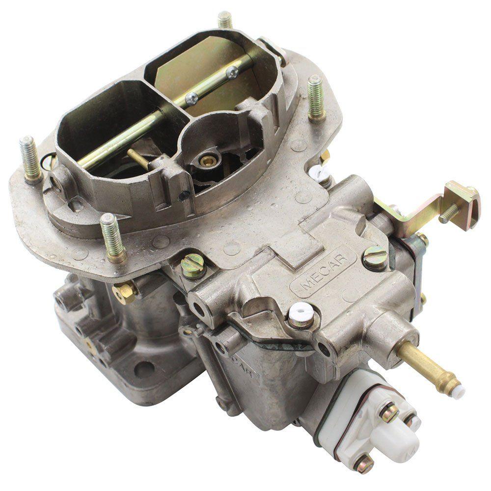 Carburador Modelo DFV para Gm Chevrolet Opala Caravan 4 Cilindros Álcool  - Bunnitu Peças e Acessórios