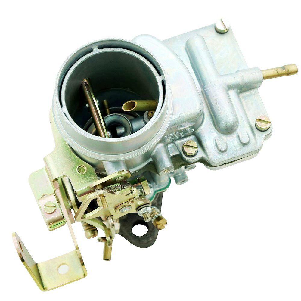 Carburador Modelo DFV Willys Jeep Rural F-75 4 Cilindros Gasolina  - Bunnitu Peças e Acessórios