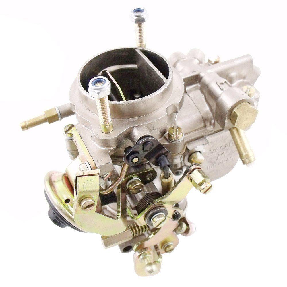 Carburador Novo para Fiat 147, Fiorino, Panaroma, Pick Up e Spázio -Álcool  - Bunnitu Peças e Acessórios