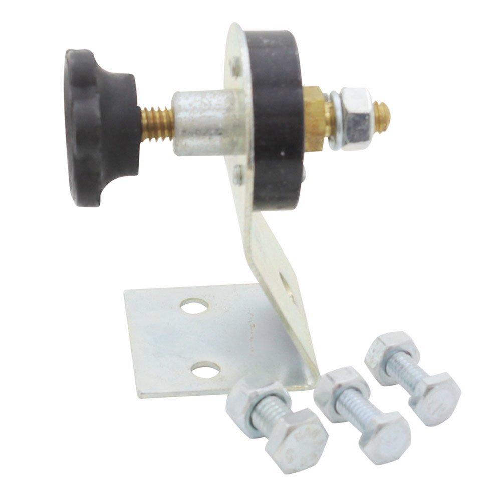 Chave geral e anti-furto com suporte 1 pólo tipo universal  - Bunnitu Peças e Acessórios