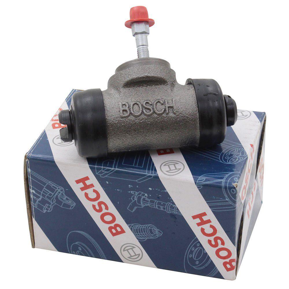 Cilindro de roda dianteira Bosch para VW Fusca 1957 à 1984  - Bunnitu Peças e Acessórios