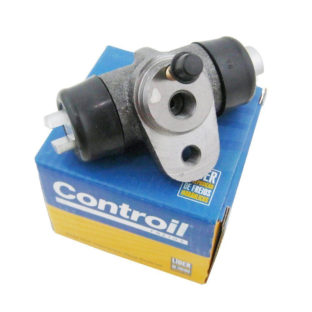 Cilindro de roda traseiro Controil para VW Fusca e Puma  - Bunnitu Peças e Acessórios