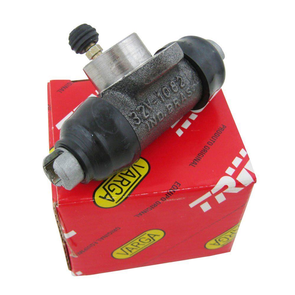 Cilindro de roda traseiro TRW Varga VW Fusca 1200 1957 à 1966 1300 1967 à 1976  - Bunnitu Peças e Acessórios