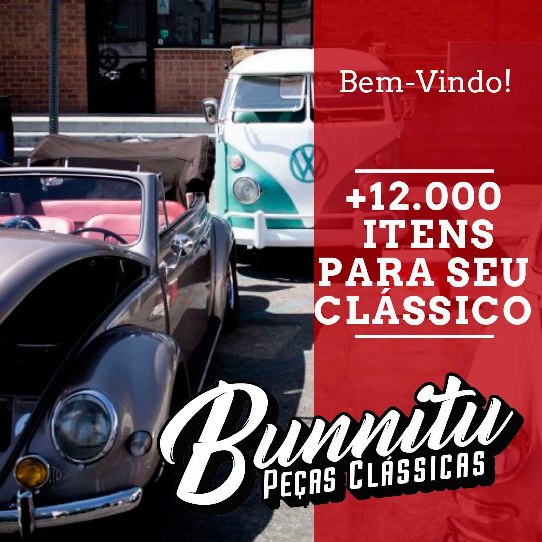 Cilindro Roda Dianteira Controil VW Fusca 1957 à 1984 Karmann Ghia 1957 à 1969 Gurgel X-12 Tocantins 1969 à 1980 Puma GT GTE GTS 1968 à 1973  - Bunnitu Peças e Acessórios