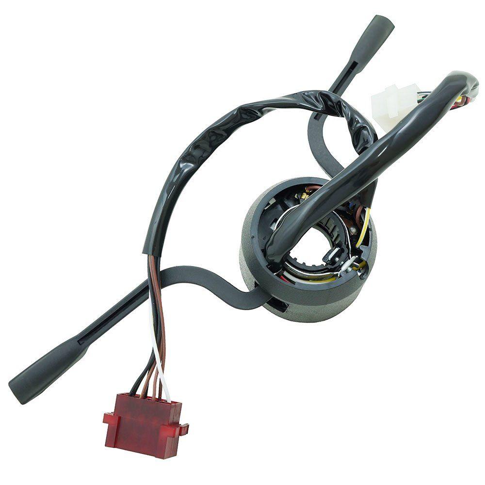 Comando chave de seta com temporizador do limpador VW Kombi 1995  - Bunnitu Peças e Acessórios
