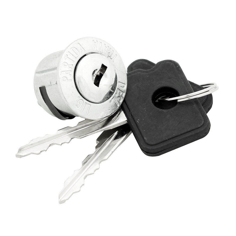 Comutador da ignição partida com chave para GM D10, D20, D40, e Veraneio até 1975  - Bunnitu Peças e Acessórios