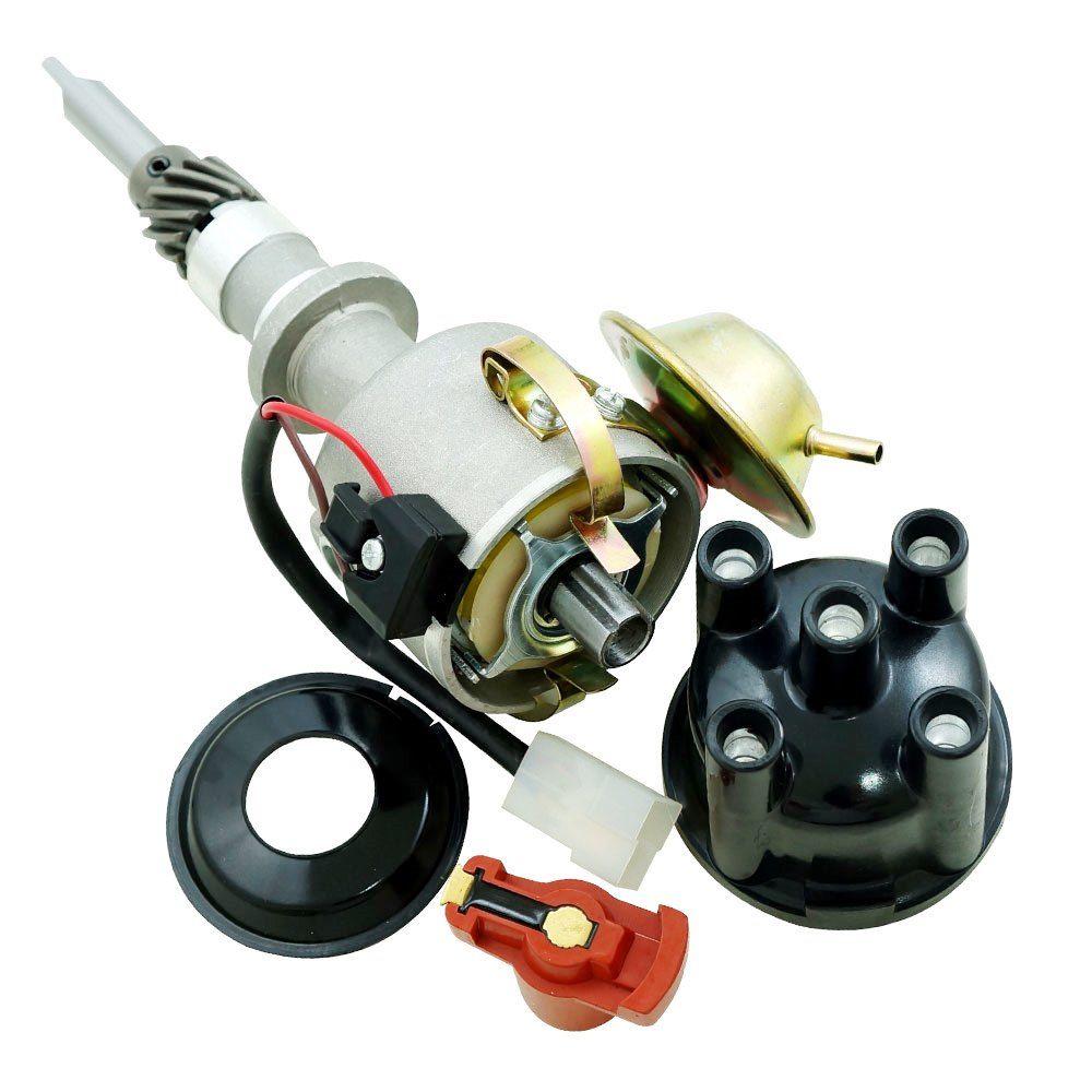 Distribuidor de ignição eletrônica para GM Opala e Caravan 4 cc  - Bunnitu Peças e Acessórios