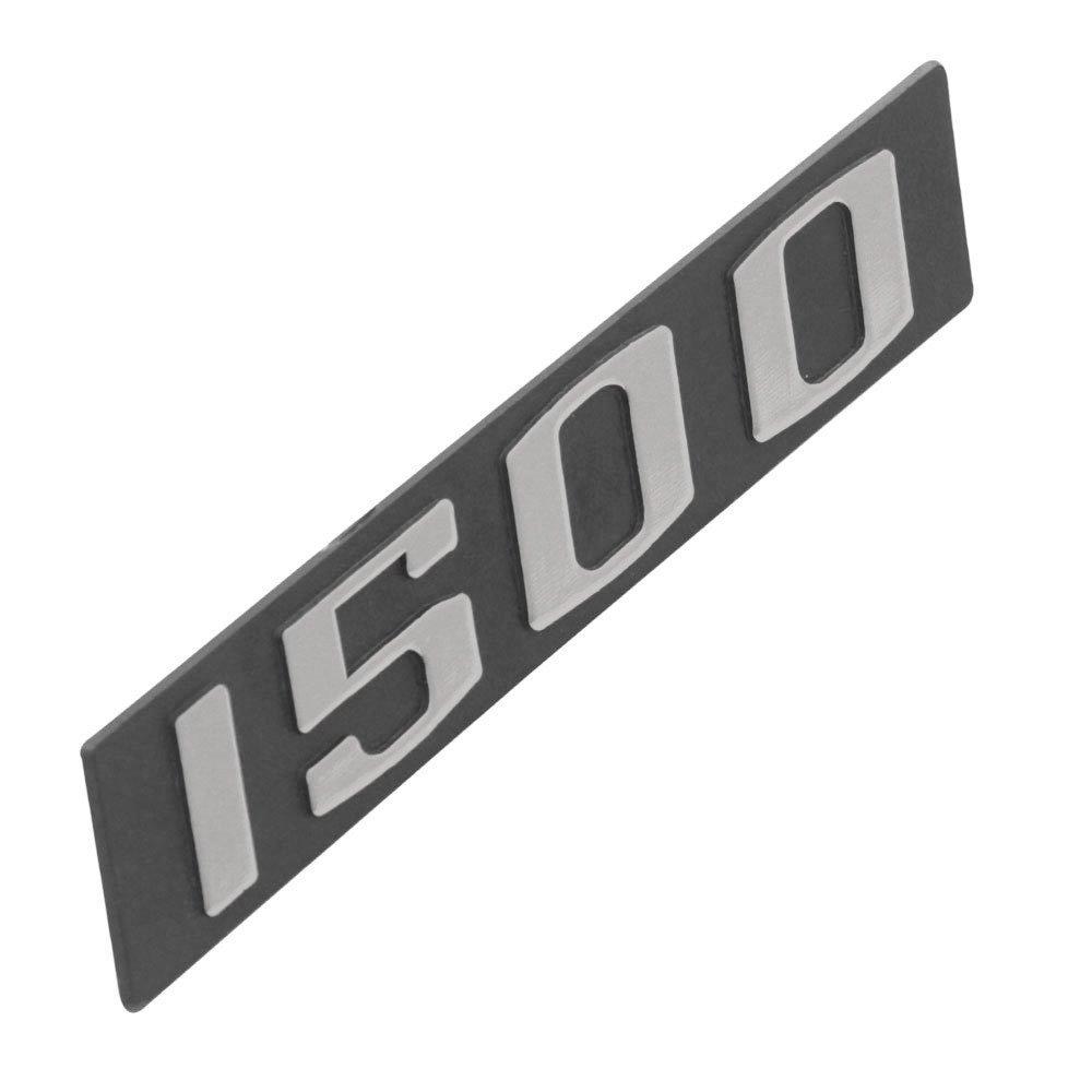 Emblema 1500 para VW Fusca  - Bunnitu Peças e Acessórios