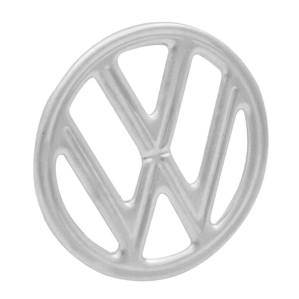 Emblema brasão superior VW do capo dianteiro para VW Fusca  - Bunnitu Peças e Acessórios