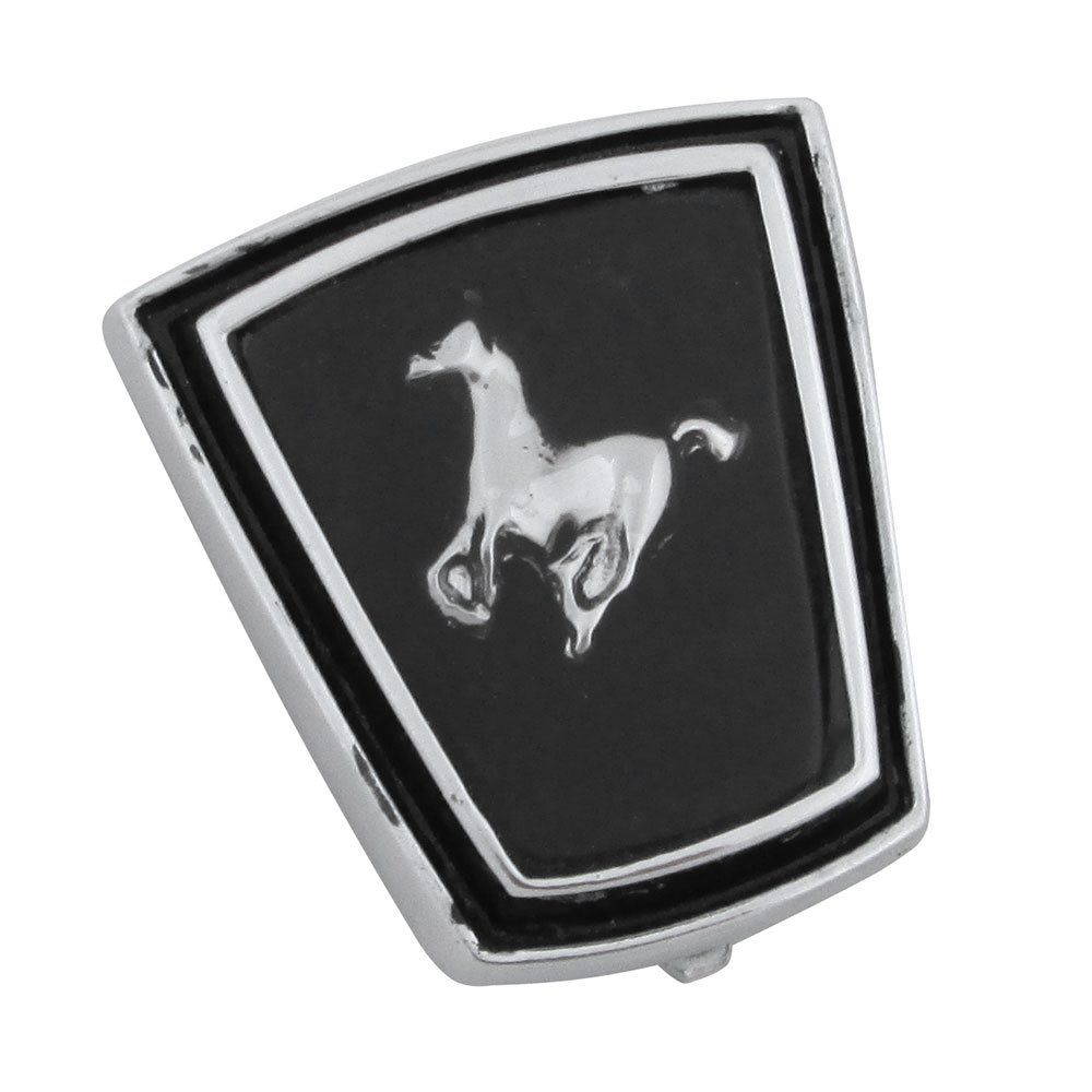 Emblema de capô dianteiro para Ford Corcel e Belina de 1969 à 1972  - Bunnitu Peças e Acessórios