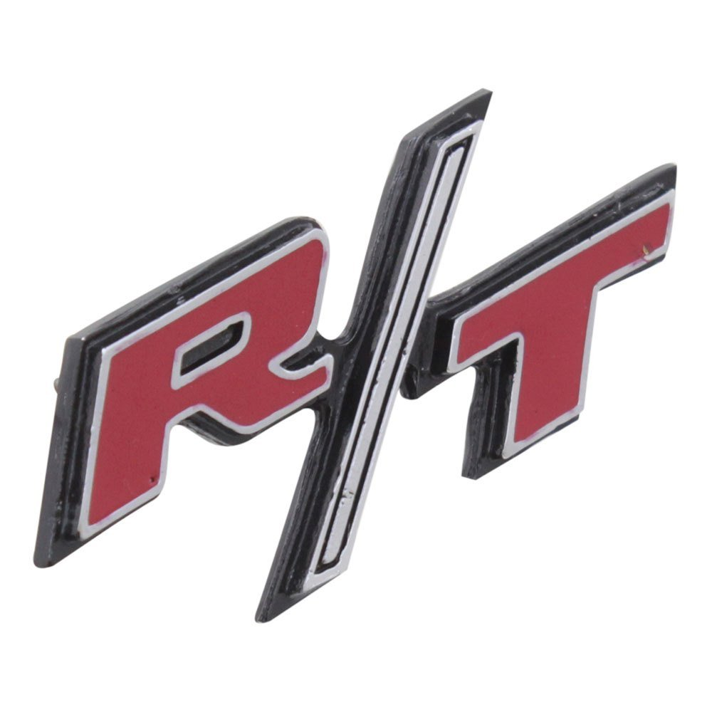 """Emblema Dodge Charger """"R/T""""  - Bunnitu Peças e Acessórios"""