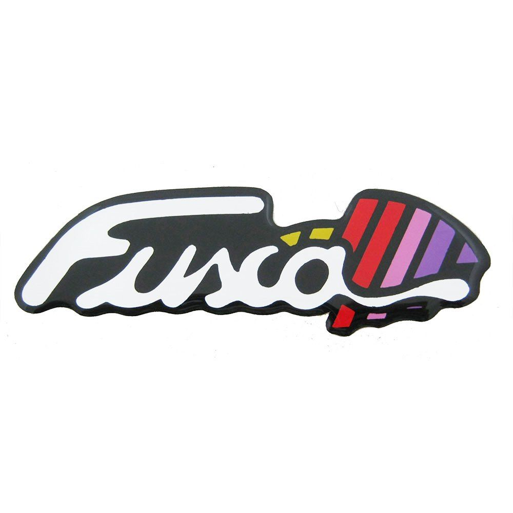 Emblema em adesivo para VW Fusca Itamar 1993 à 1996  - Bunnitu Peças e Acessórios