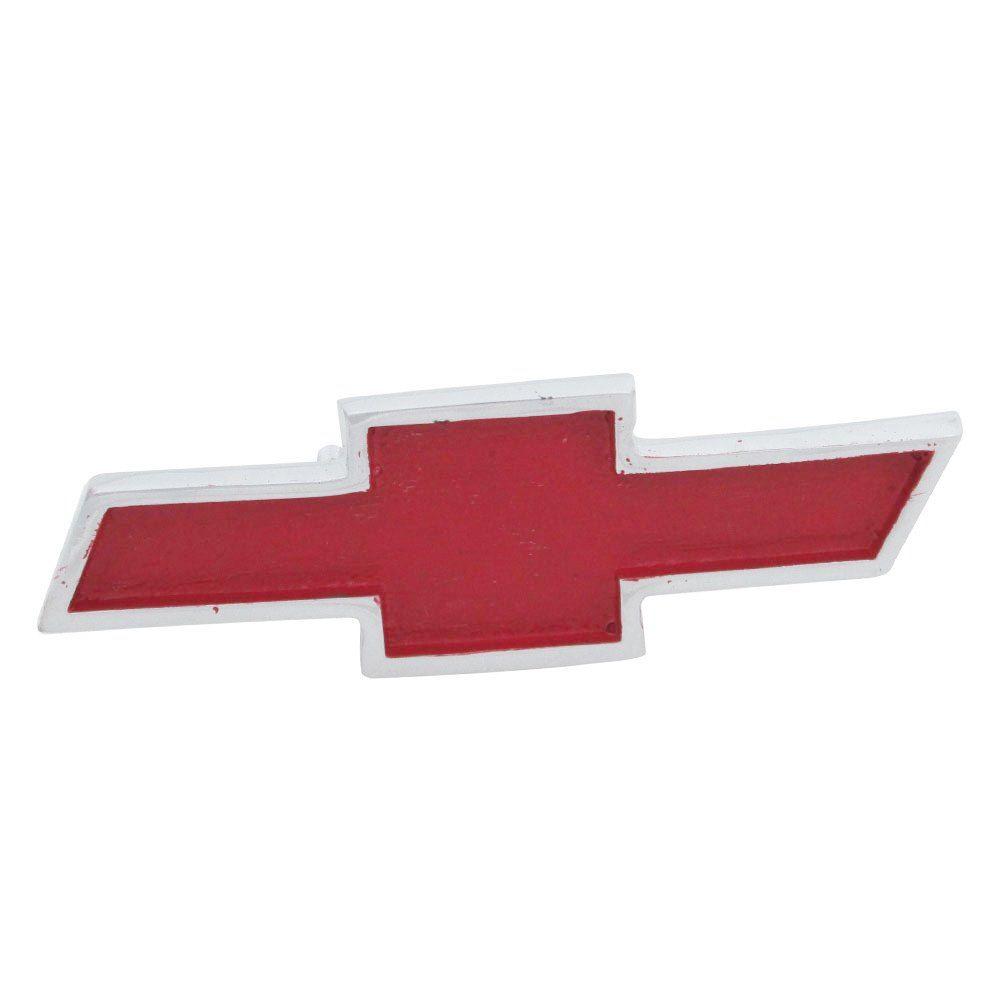 Emblema gravata da grade dianteira para GM Opala SS 1973 à 1974  - Bunnitu Peças e Acessórios