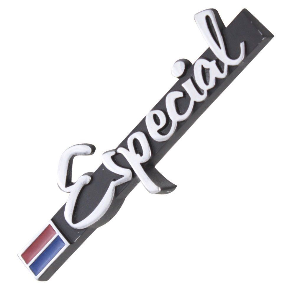 Emblema lateral modelo Especial para GM Chevrolet Opala  - Bunnitu Peças e Acessórios