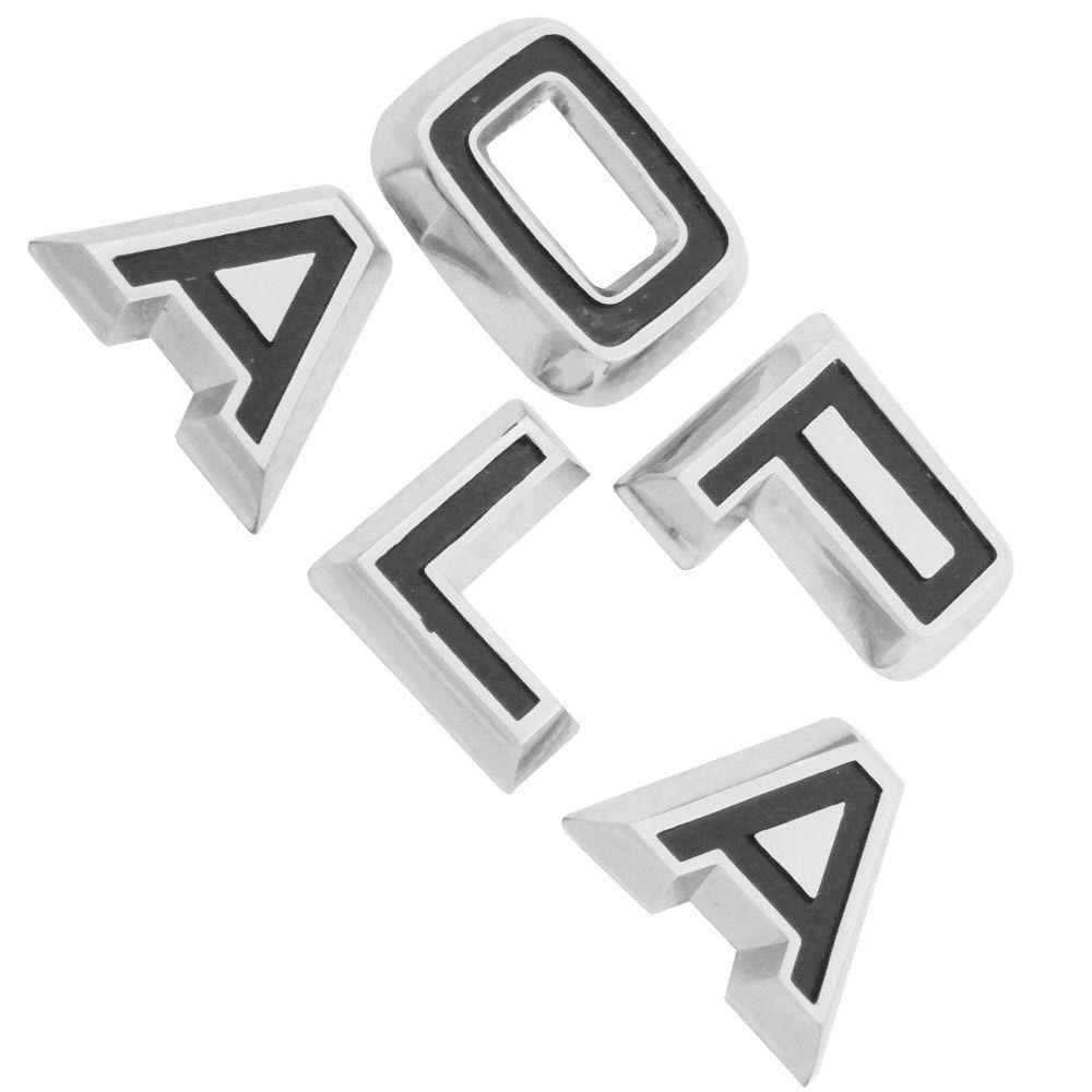 Emblema letras para GM Opala SS 1971 à 1973  - Bunnitu Peças e Acessórios