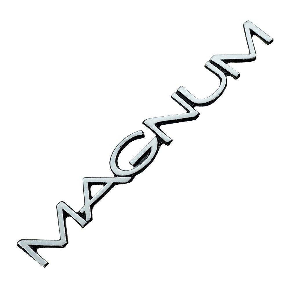 Emblema manuscrito lateral para Dodge Magnum  - Bunnitu Peças e Acessórios