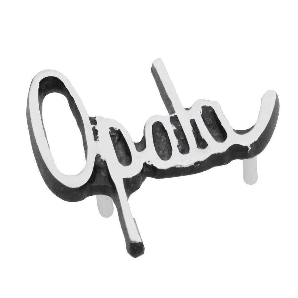 Emblema modelo centro de volante para GM Chevrolet Opala  - Bunnitu Peças e Acessórios