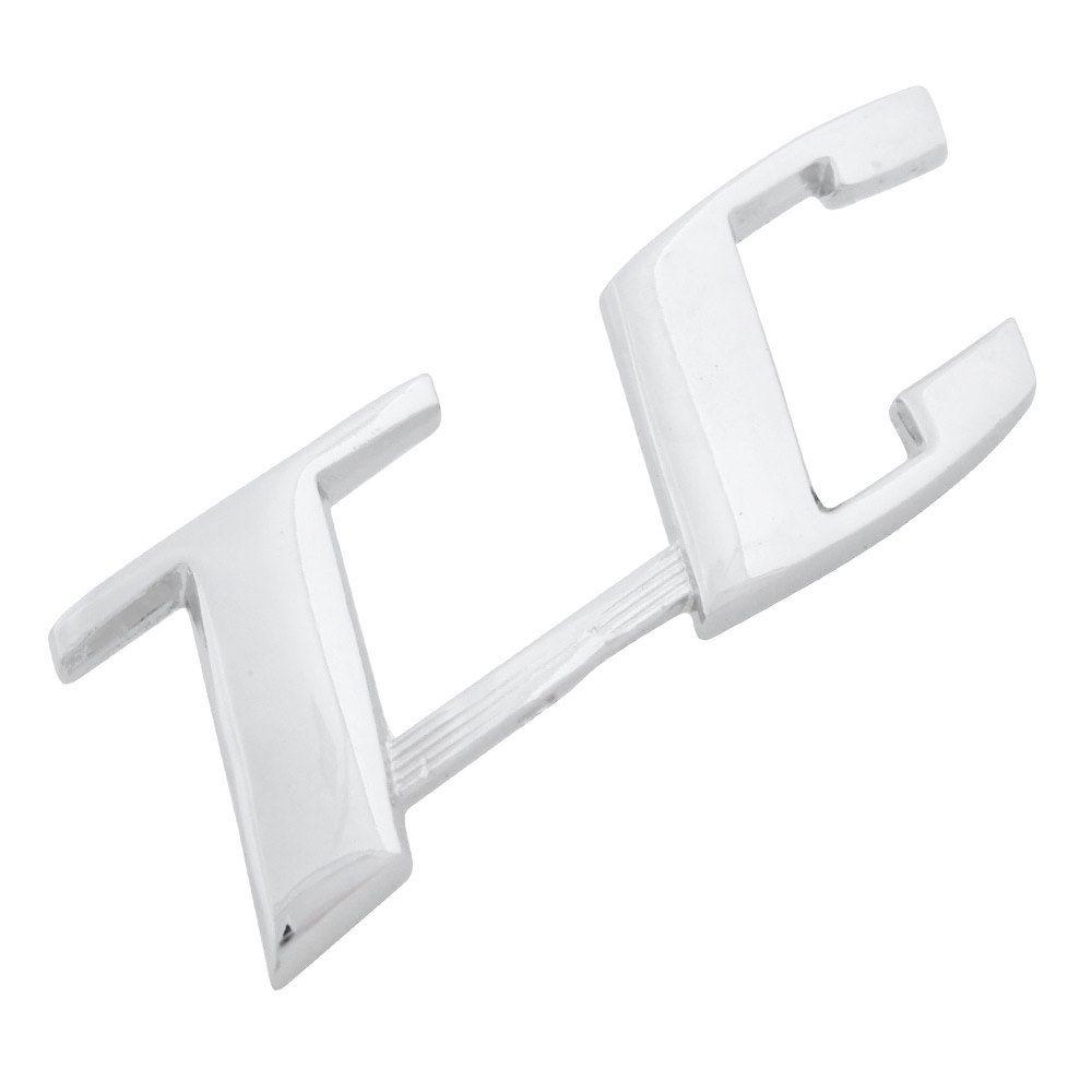Emblema modelo TC para VW Karmann Ghia  - Bunnitu Peças e Acessórios