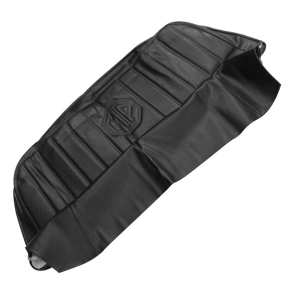 Envelope na cor preta para capota do MP Lafer  - Bunnitu Peças e Acessórios