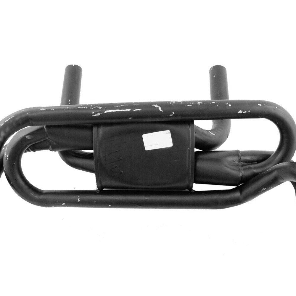 Escapamento dimensionado 4x2 Capetinha para VW Fusca  - Bunnitu Peças e Acessórios
