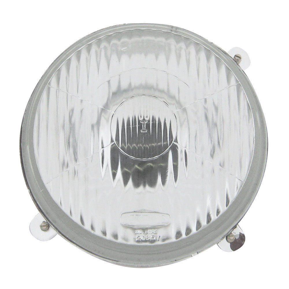 Farol sem meia luz e lente cristal para VW Brasília, Variant e TL  - Bunnitu Peças e Acessórios
