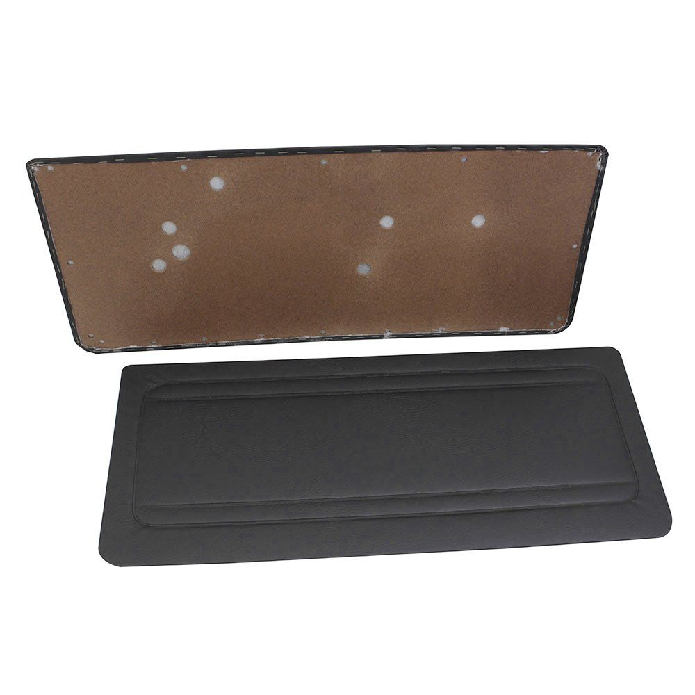 Forração de porta preta para GM Chevrolet C10  - Bunnitu Peças e Acessórios