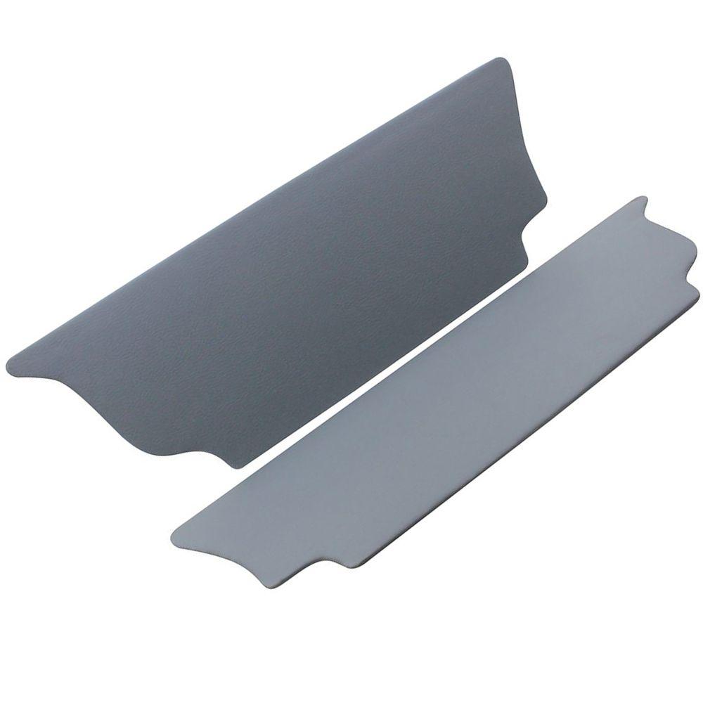Forração rodapé do banco traseiro na cor cinza para forração 2 cores do VW Fusca  - Bunnitu Peças e Acessórios