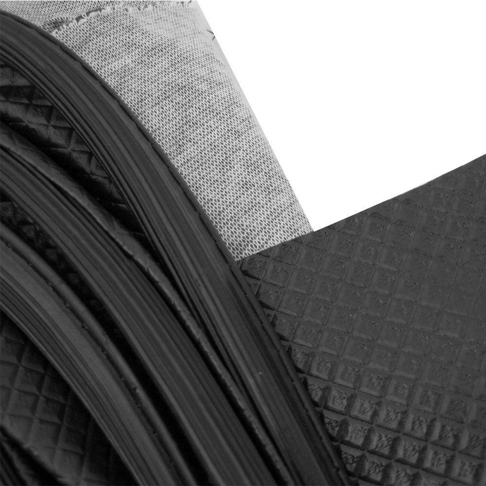 Forro de teto modelo balão preto VW Fusca  - Bunnitu Peças e Acessórios