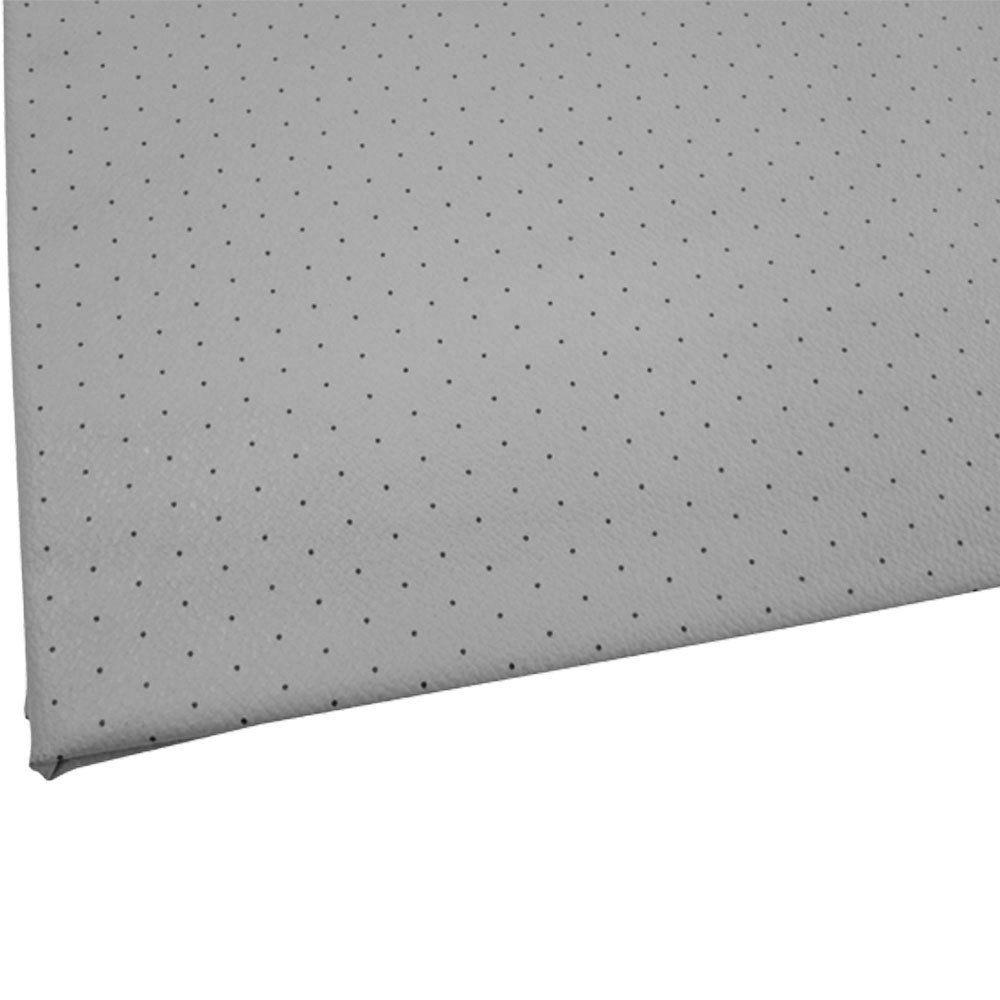 Forro de teto modelo cinza pontinho para Ford Corcel 2  - Bunnitu Peças e Acessórios