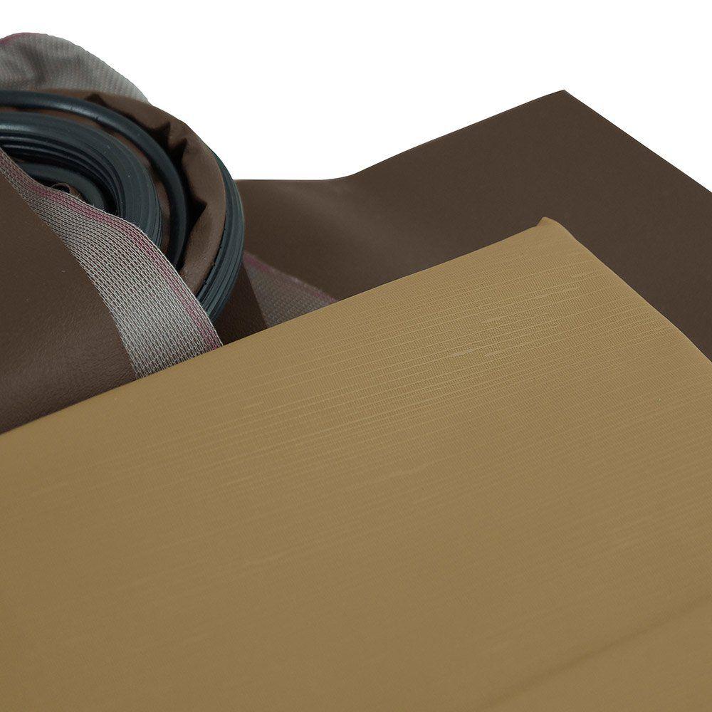 Forro de teto modelo marrom VW Fusca  - Bunnitu Peças e Acessórios