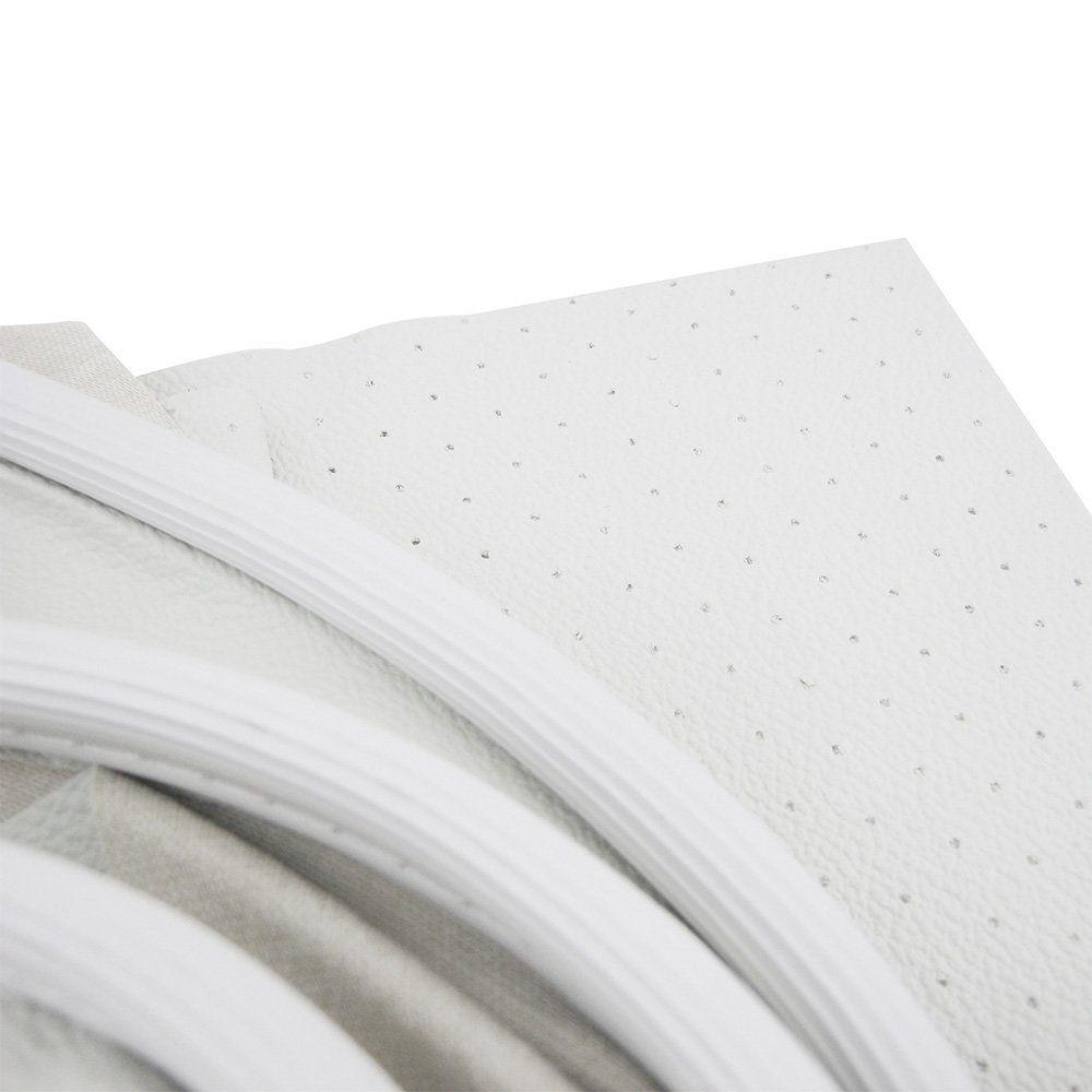 Forro de teto modelo pontinho perfurado para VW Fusca  - Bunnitu Peças e Acessórios
