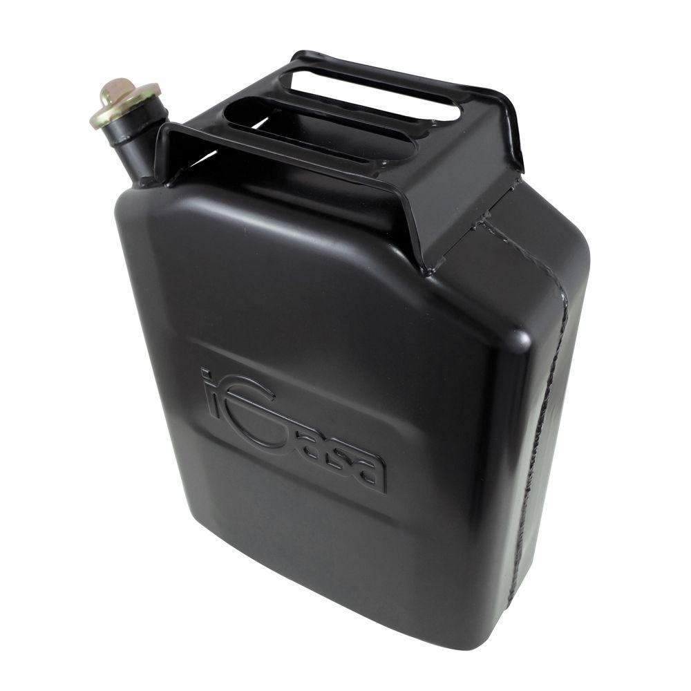 Galão de combustível capacidade 20 litros para Jeep Willys  - Bunnitu Peças e Acessórios