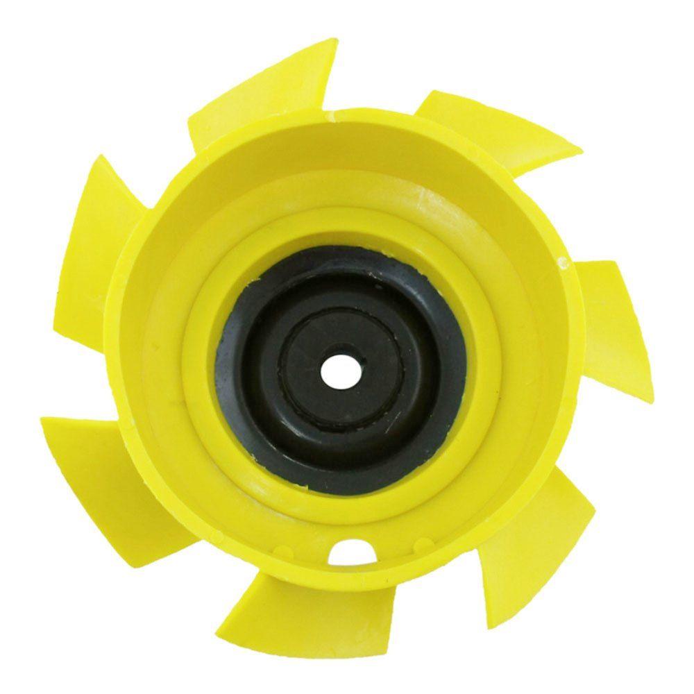 Hélice ventoinha para refrigeração para VW Gol à ar 7 pás  - Bunnitu Peças e Acessórios