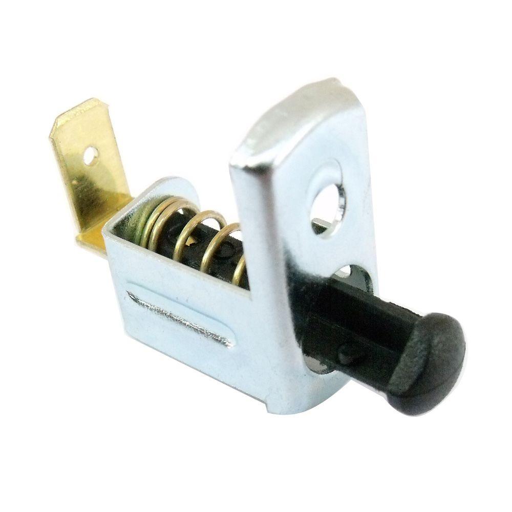 Interruptor luz de cortesia com pino curvo para VW Fusca 1300/1500 e Brasília  - Bunnitu Peças e Acessórios