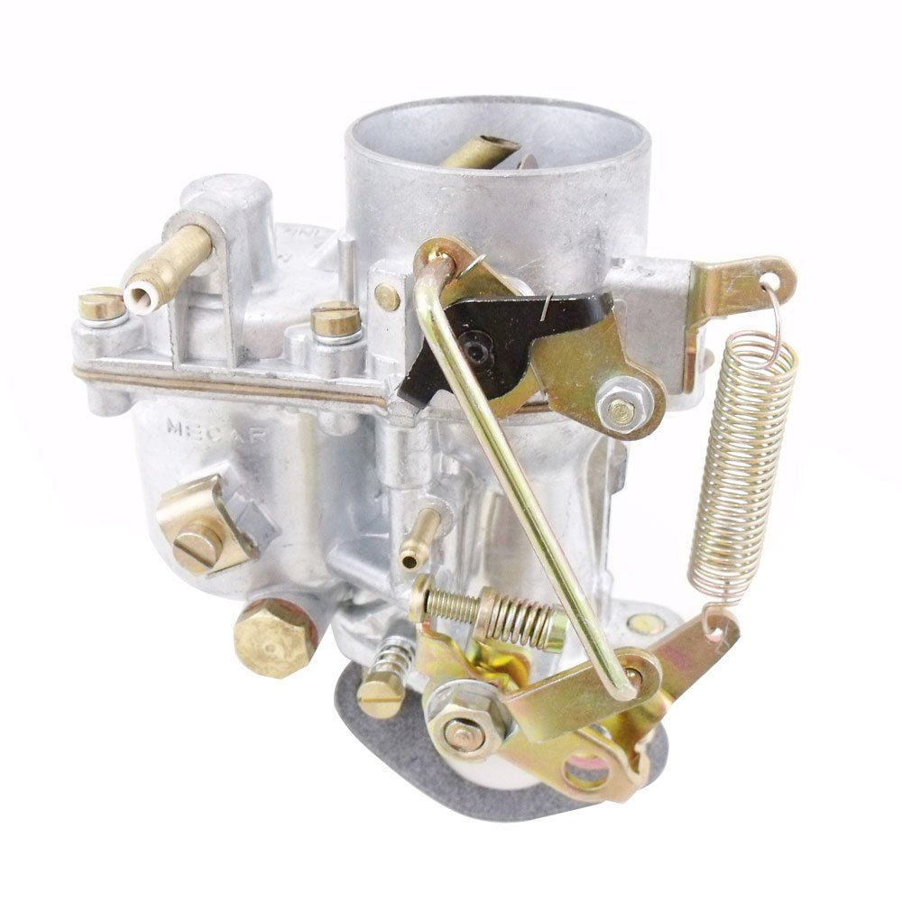 Kit Carburador 30 PIC Novo + Coletor de admissão VW Fusca 1300 + Filtro ar   - Bunnitu Peças e Acessórios