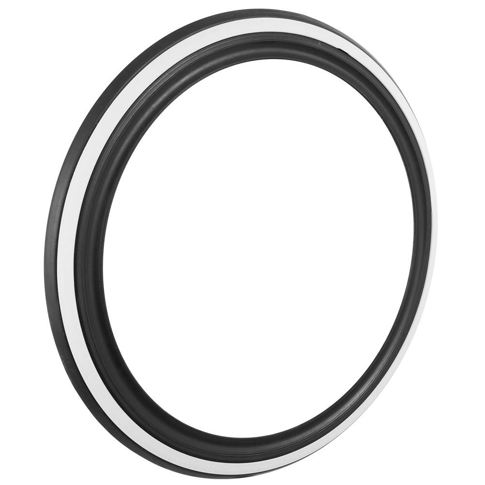 Jogo com 4 bandas faixas brancas filetes para pneu aro 14  - Bunnitu Peças e Acessórios