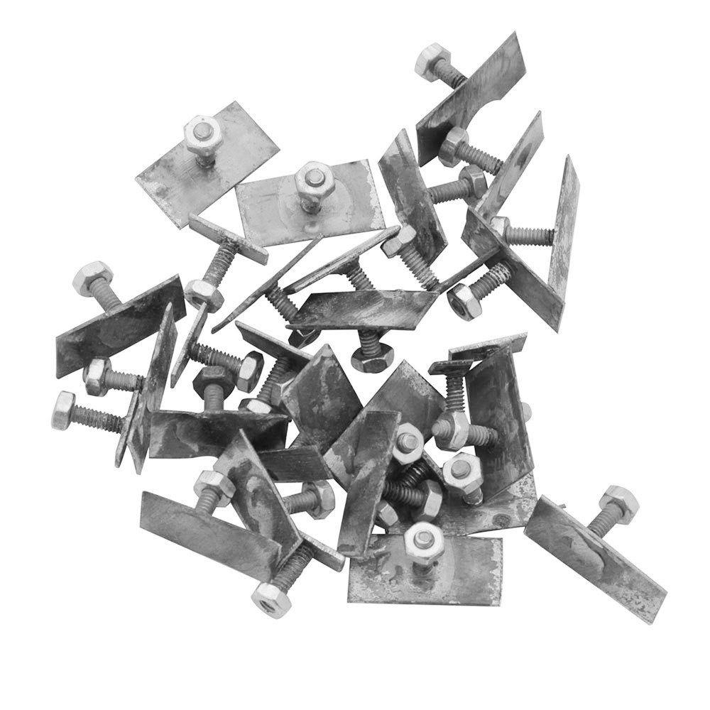 Jogo de frisos em alumínio para Willys Interlagos  - Bunnitu Peças e Acessórios