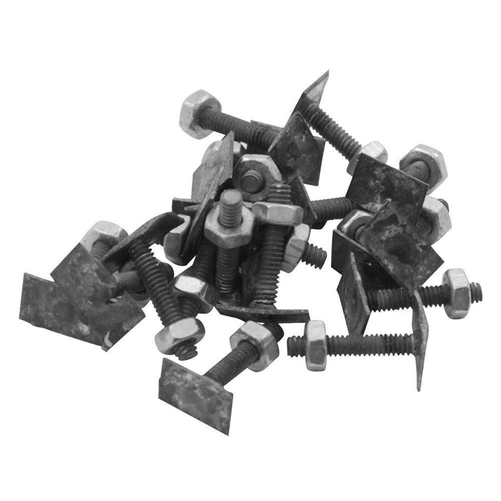 Jogo de frisos laterais externos em alumínio para VW Karmann Ghia TC  - Bunnitu Peças e Acessórios