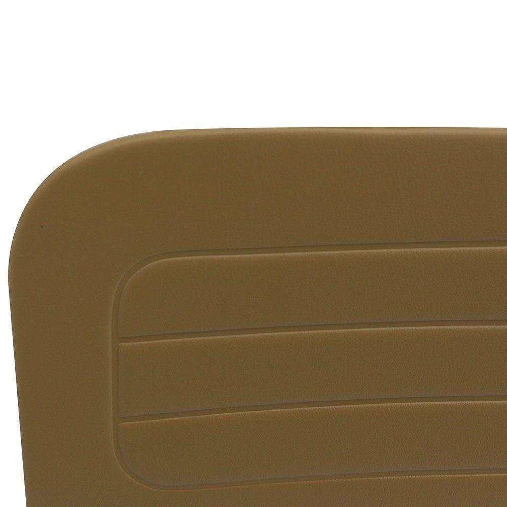 Kit Forração Premium porta e lateral cor caramelo Fusca até 1977 + Kit chupetas e grampos  - Bunnitu Peças e Acessórios