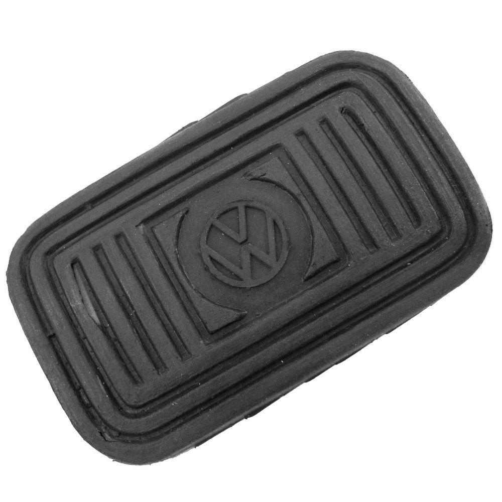 Kit, Capa em borracha do pedal de freio, embreagem e acelerador para VW SP2  - Bunnitu Peças e Acessórios
